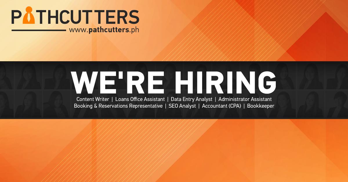 Opportunities Job Vacancies In Bacolod City