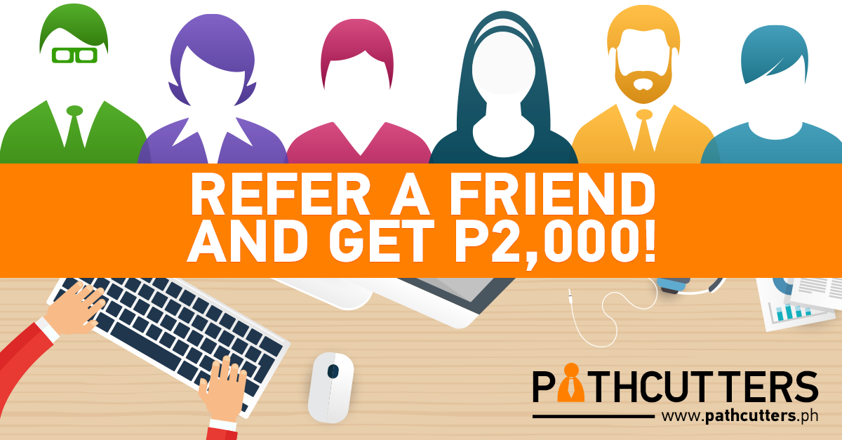 refer a friend image pathcutters
